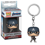 Marvel - Avengers: Endgame - Captain America Pocket Pop! Keychain - Packshot 1