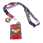 DC Comics - Wonder Woman - Stars Lanyard - Packshot 1