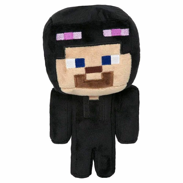 Enderman Minecraft Coloring Page - Free Coloring Pages Online | 600x600