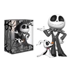 Disney - The Nightmare Before Christmas - Jack Skellington with Zero Super Deluxe Figure - Packshot 2