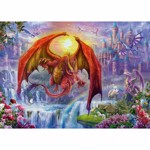 Ravensburger Dragon Kingdom 1000-Piece Puzzle - Packshot 2