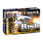 Doctor Who - The Dalek Invasion of Earth Risk Board Game - Packshot 1