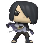 Boruto - Sasuke with Cape (No arm) Pop! Vinyl Figure - Packshot 1