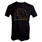 Harry Potter - Hufflepuff Traits Yellow T-Shirt - M - Packshot 1