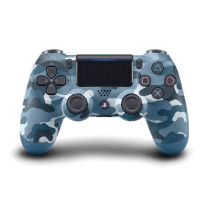 New PlayStation 4 DualShock 4 Wireless Controller - Blue Camo