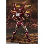 Marvel - Avengers: End Game - Iron Man MK-85 S.H.FIGUARTS  Final Battle Edition Figure - Packshot 3