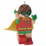 LEGO - The LEGO Batman Movie - Robin Keepsake Hanging Decoration - Packshot 1