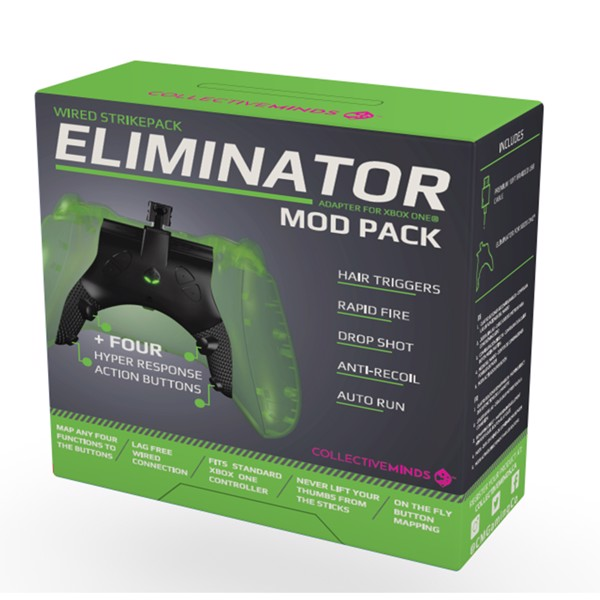 Collective Minds Strike Pack Eliminator Mod Pack - Xbox One - Packshot 3