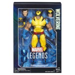 Marvel - X-Men - Wolverine Deluxe Marvel Legends Collector Action Figure - Packshot 1