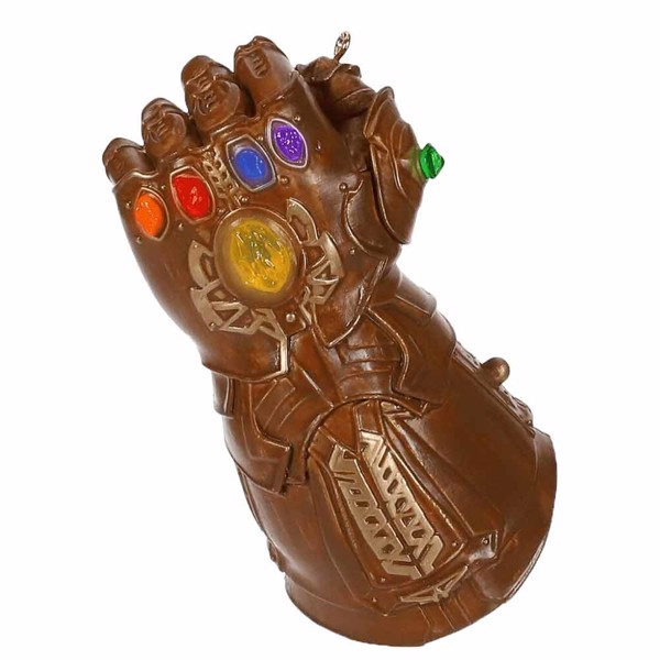 Marvel - Avengers: Infinity War - Infinity Gauntlet Hallmark Keepsake Ornament - Packshot 1