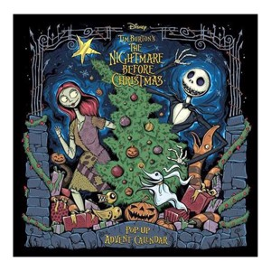 Nightmare Before Christmas - Advent Calendar Christmas 2021