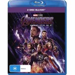Marvel - Avengers: Endgame 2-Disc Blu-ray - Packshot 1