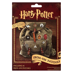 Harry Potter - Iron-on Patches - Packshot 1
