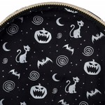 Nightmare Before Christmas - Halloween Town Tarot Loungefly Mini Backpack - Packshot 5