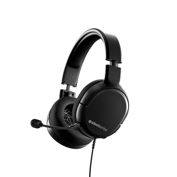 Steelseries Arctis 1 Black Headset - Packshot 2