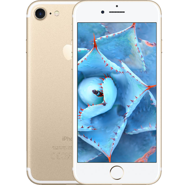 iPhone® 7 256GB - Gold (Refurbished by EB Games) - Packshot 1