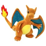 "Pokemon - Charizard 12"" Plush - Packshot 1"