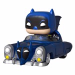 DC Comics - Batman - Batmobile 1950 Metallic 80th Anniversary Pop! Ride - Packshot 1