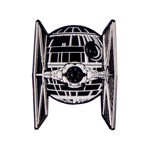 Star Wars - Tie Fighter Light Up Pin - Packshot 1