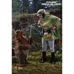 Star Wars - Leia & Wicket Return of the Jedi 1/6 Scale Acton Figure - Packshot 2