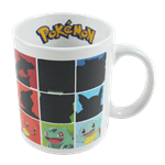 Pokemon - Kanto Starters Heat Changing Mug - Packshot 2