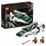 Star Wars - LEGO Resistance A-Wing Starfighter - Packshot 1