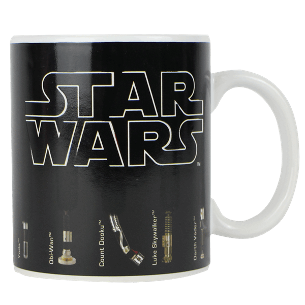 Star Wars - Lightsaber Display Heat Change Mug - Packshot 2