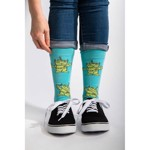 Disney - Toy Story - Alien Blue Socks - Packshot 2