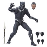 Marvel - Black Panther- Deluxe Marvel Legends Collector Action Figure - Packshot 2
