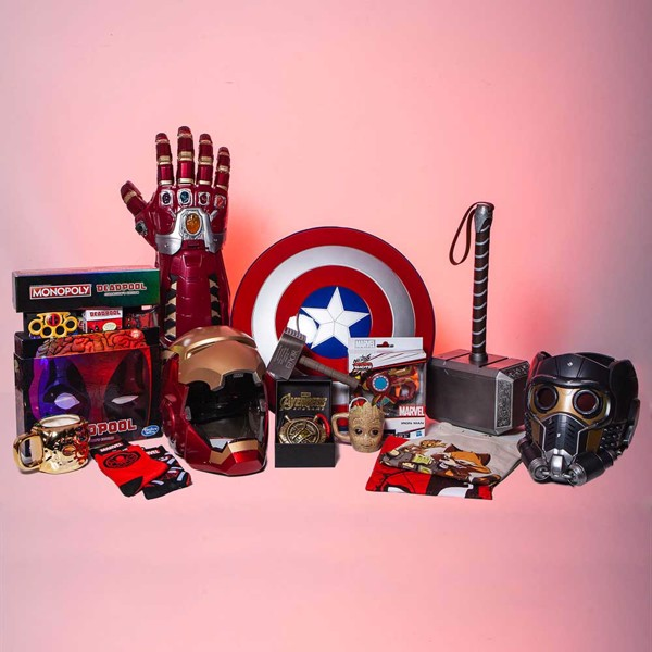 Marvel - Avengers: Endgame - Power Gauntlet - Packshot 5