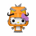 Sanrio - Hello Kitty Mecha Kaiju Pop! Vinyl Figure