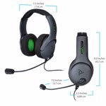 PDP Gaming LVL50 Wired Stereo Headset for Xbox One - Packshot 4