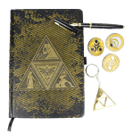 The Legend of Zelda - Triforce Stationery Set - Packshot 1
