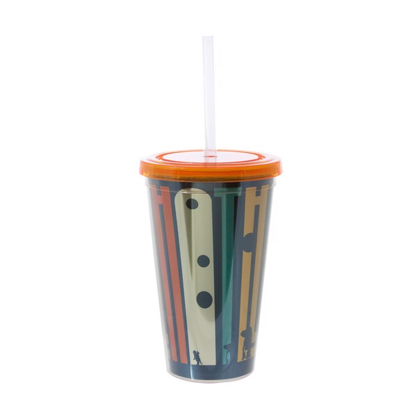 Star Wars - Hoth Tumbler with Straw - Packshot 1
