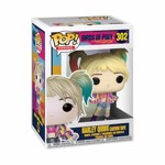 DC Comics - Birds of Prey - Harley Quinn Caution Tape Jacket Pop! Vinyl Figure - Packshot 2