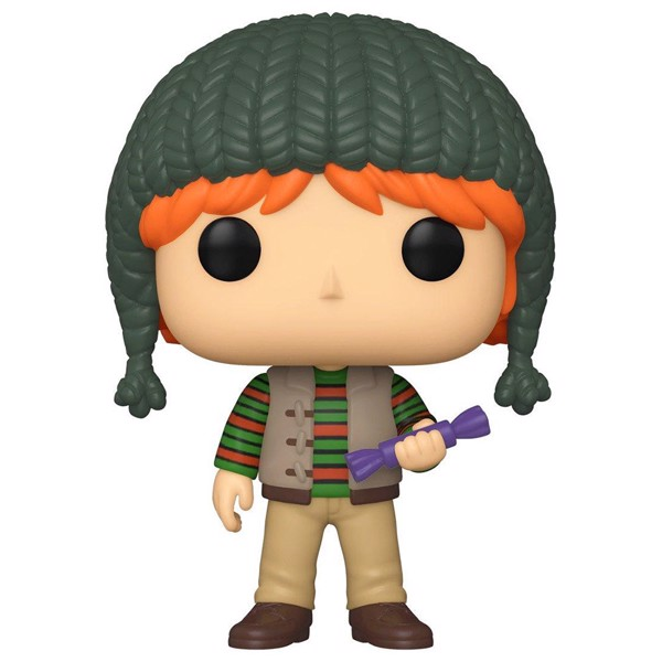 Harry Potter - Holiday Ron Pop! Vinyl Figure - Packshot 1
