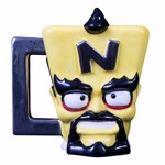 Crash Bandicoot - Dr. Neo Cortex 3D Moulded Mug - Packshot 1