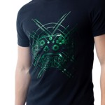 Xbox - Game On Black T-Shirt - Packshot 3