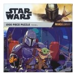 Star Wars - Mandalorian - Holding The Child Puzzle - Packshot 1