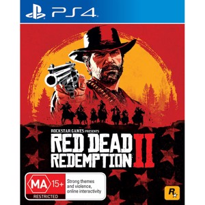 SONY RED DEAD REDEMPTION II - PS4 Very Good | MaxPawn ...