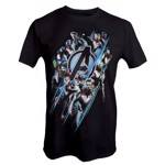 Marvel - Avengers: Endgame - Survivors T-Shirt - Packshot 1