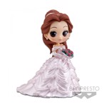 Disney - Beauty & The Beast - Dreamy Style Belle Pink Q Posket Figure - Packshot 1