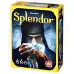 Splendor Board Game - Packshot 1
