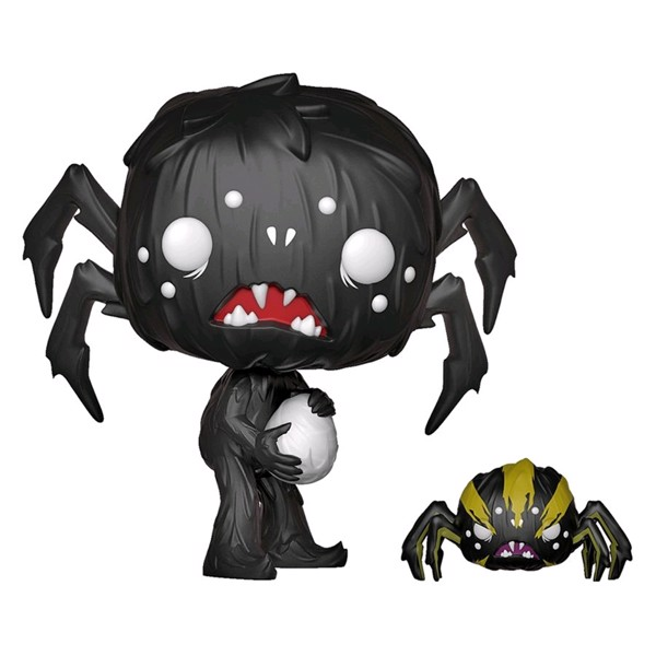 Don't Starve - Webber with Spider Pop! Vinyl Figure - Packshot 1