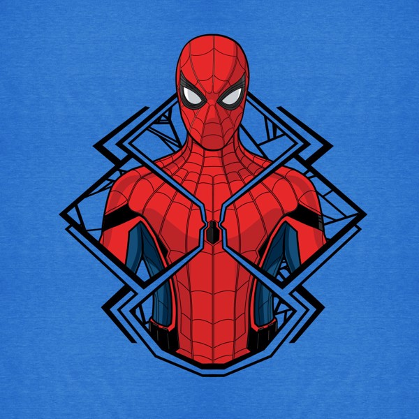 Marvel - Spider-Man: Far From Home - Torso T-Shirt - Packshot 2