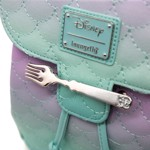 Disney - The Little Mermaid Ombre Scales Loungefly Mini Backpack - Packshot 3