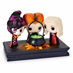 Hocus Pocus - Sanderson Sisters Around Cauldron Movie Moment Pop! Vinyl Figure - Packshot 1