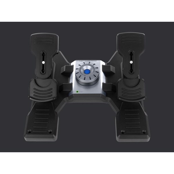 Logitech G Flight Rudder Pedals - Packshot 4