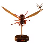 Marvel - Ant-Man on Flying Ant and the Wasp Miniature Collectible Figure Set - Packshot 1
