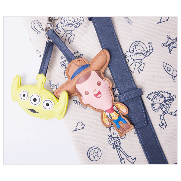 Disney - Toy Story Printed Loungefly Tote Bag - Packshot 2